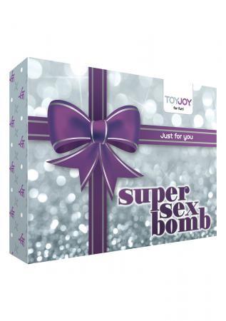 Toyjoy Super Sex Bomb Lila Vibrator Set