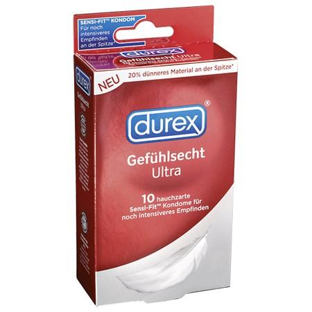 Durex Sensitive Ultra Kondome  52 mm