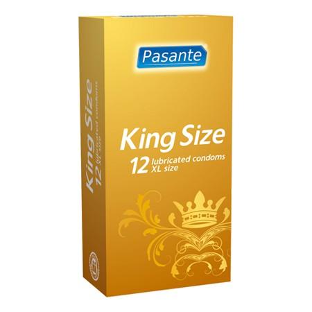Pasante King Size Kondome 60 mm 12 Stück