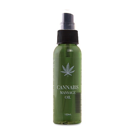 Cannabis Massageöl
