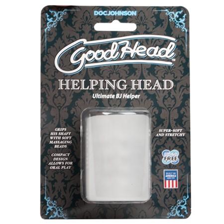 Masturbationshülse - Helping Head